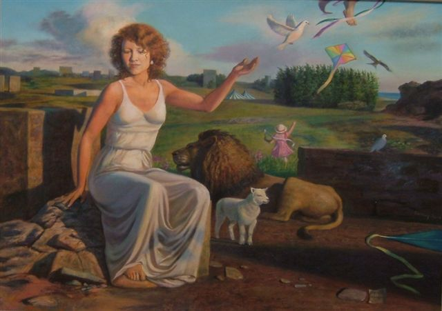 Brian Barclay's vision of Kaby Vedala
